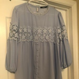 Tunic Andre 2x NWT